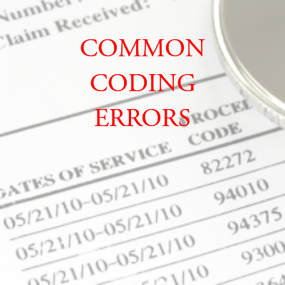 Common Medical Coding Errors Medical Billing Company Medconverge