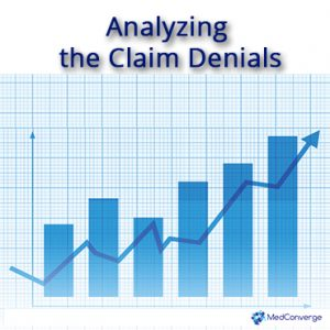02 Analyzing Medical Claim Denials MedConverge 02-23-16