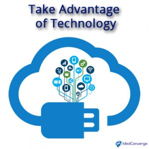 05 Take Advantage of Technology MedConverge Managing Claim Denials 02-23-16
