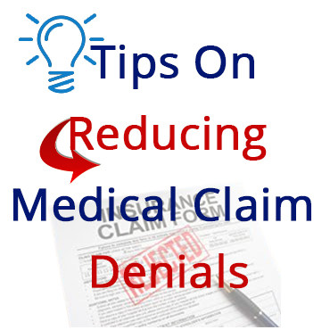 Reducing Medical Claim Denials
