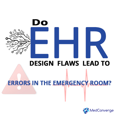 EHR Design flaws