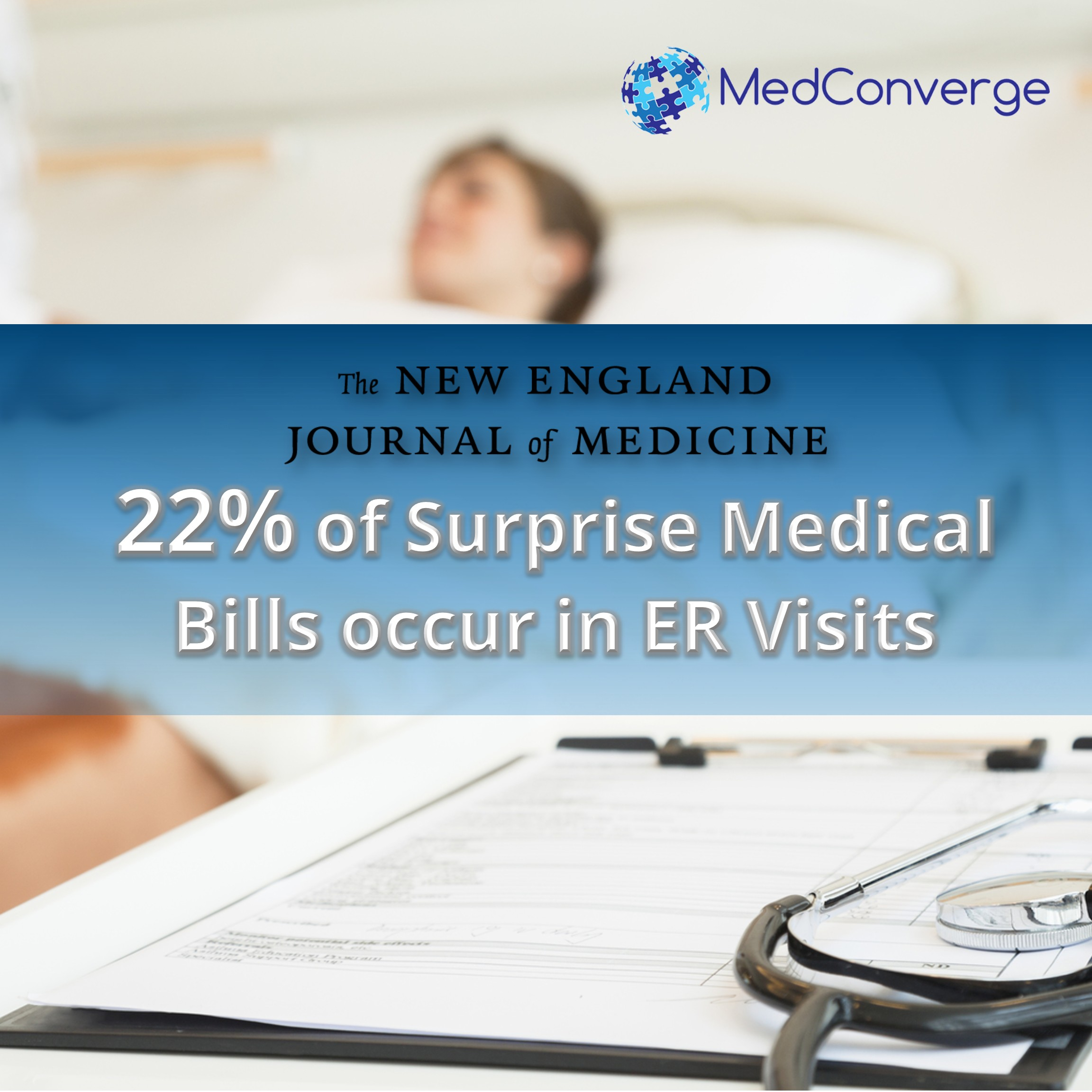 New England Journal Of Medicine 22 Of Surprise Medical